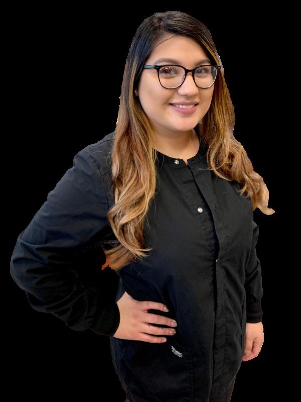 Ashley Carrasco is a dental assistant at Arcadia Pediatric Dental