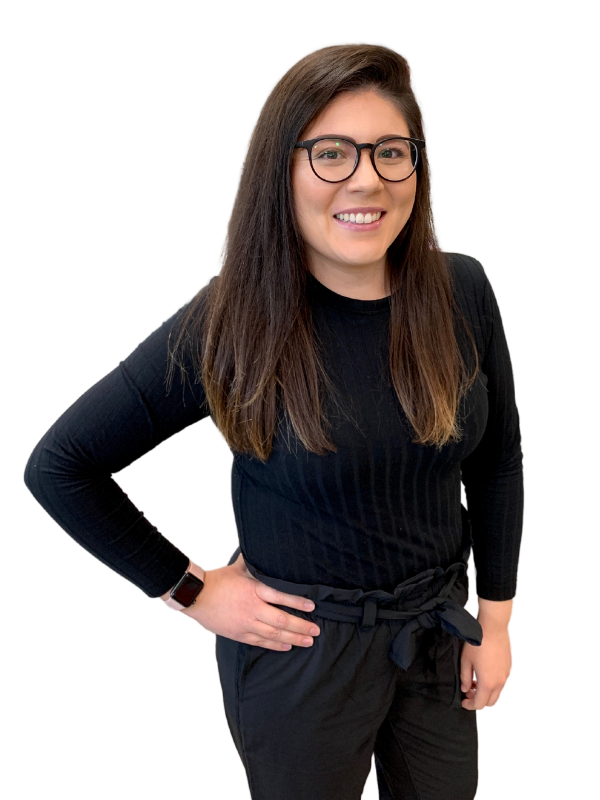 Front Office Manager Lizzy Rodriguez