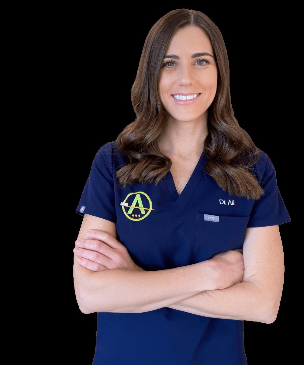 Dr. Allison Pederson is a favorite pediatric dentist in Scottsdale