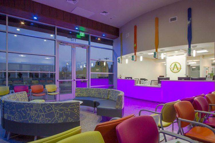 Arcadia Waiting Room